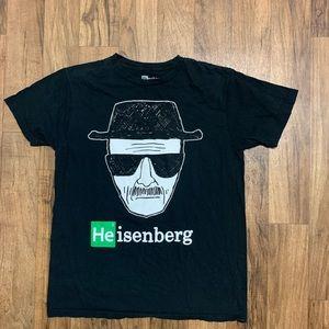 Breaking Bad Heisenburg T-shirt Size Large